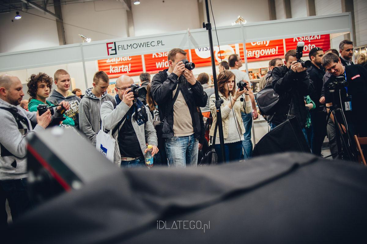 fotografia: Targi foto-wideo w Łodzi - fotoreportaż (014)