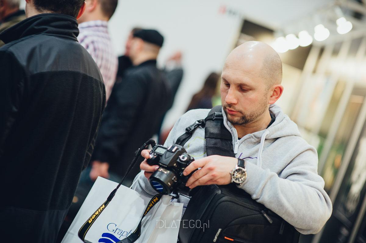 fotografia: Targi foto-wideo w Łodzi - fotoreportaż (039)