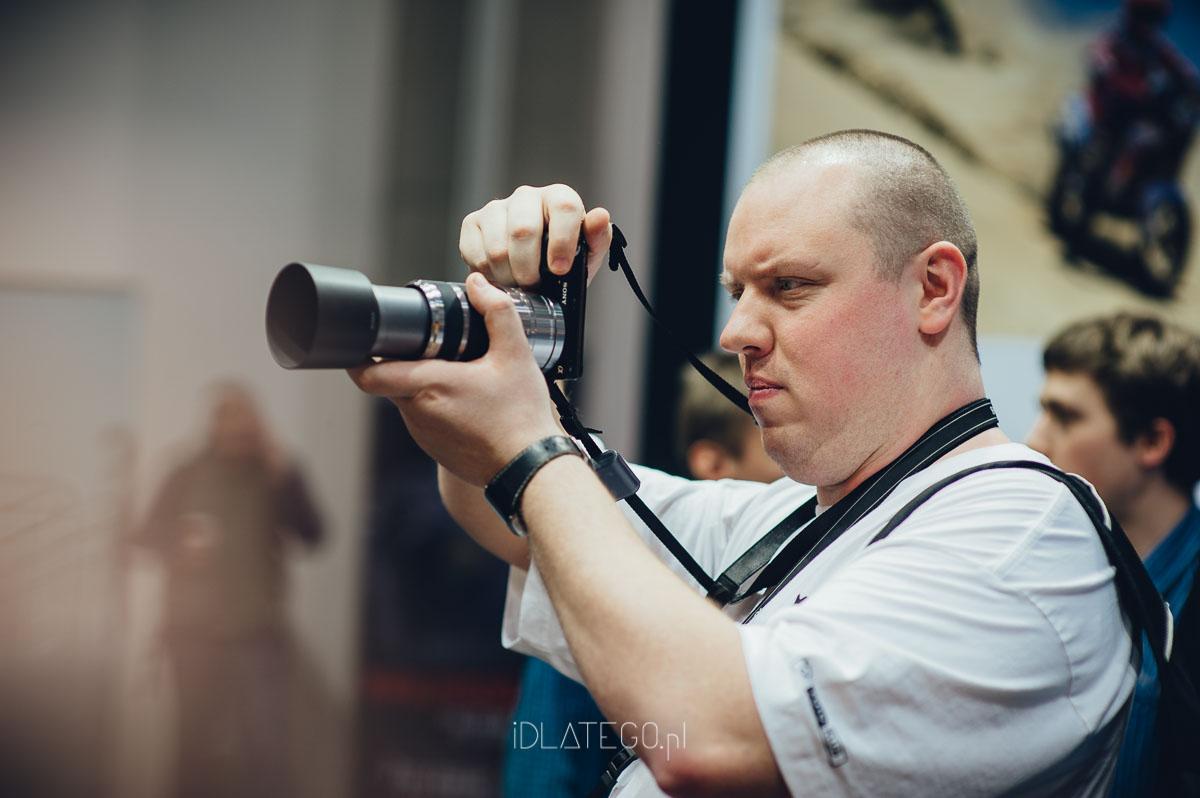 fotografia: Targi foto-wideo w Łodzi - fotoreportaż (060)