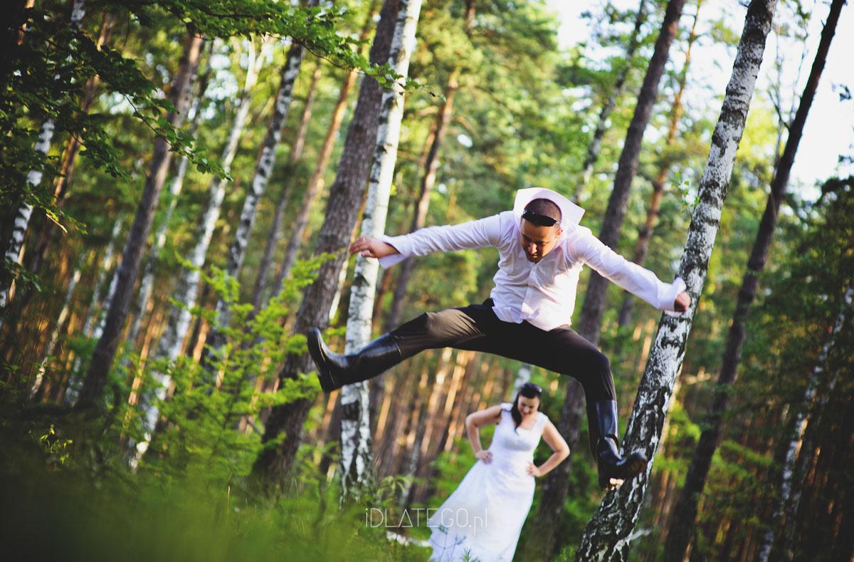 fotografia: Fotografia ślubna - Justyna i Robek (003)