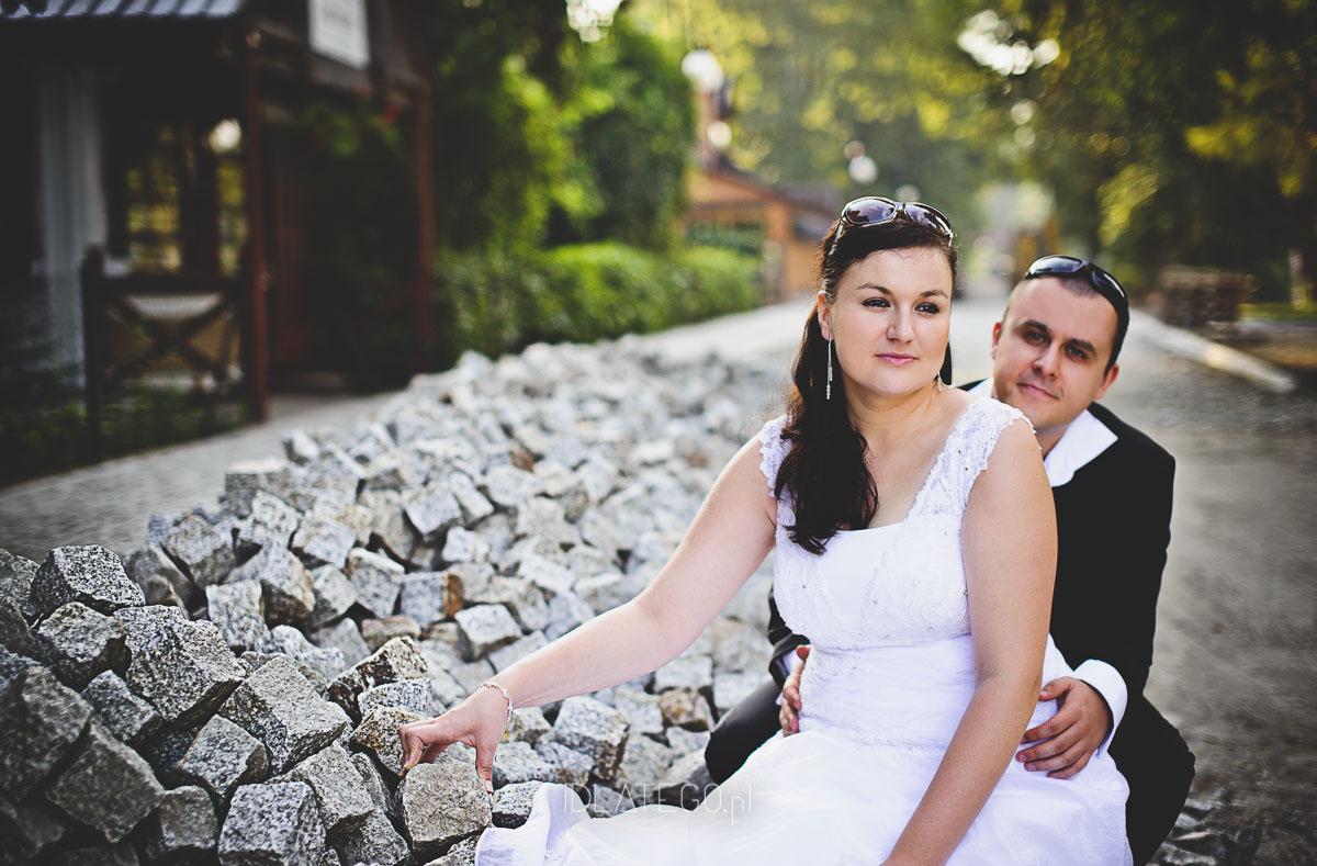 fotografia: Fotografia ślubna - Justyna i Robek (009)