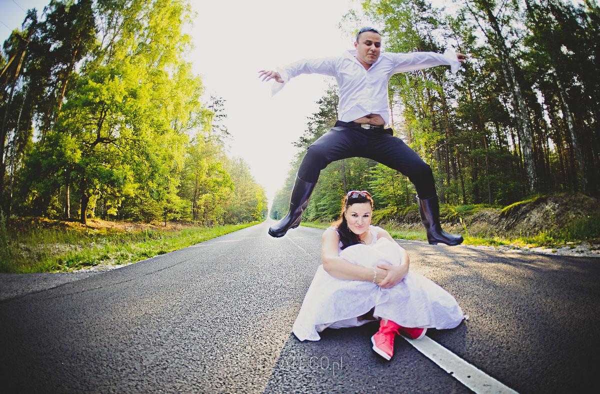 fotografia: Fotografia ślubna - Justyna i Robek (025)