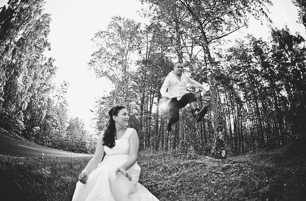 fotografia: Fotografia ślubna - Justyna i Robek (033)