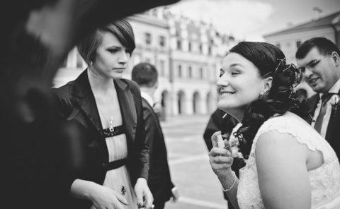 Fotografia ślubna - Justyna i Robek