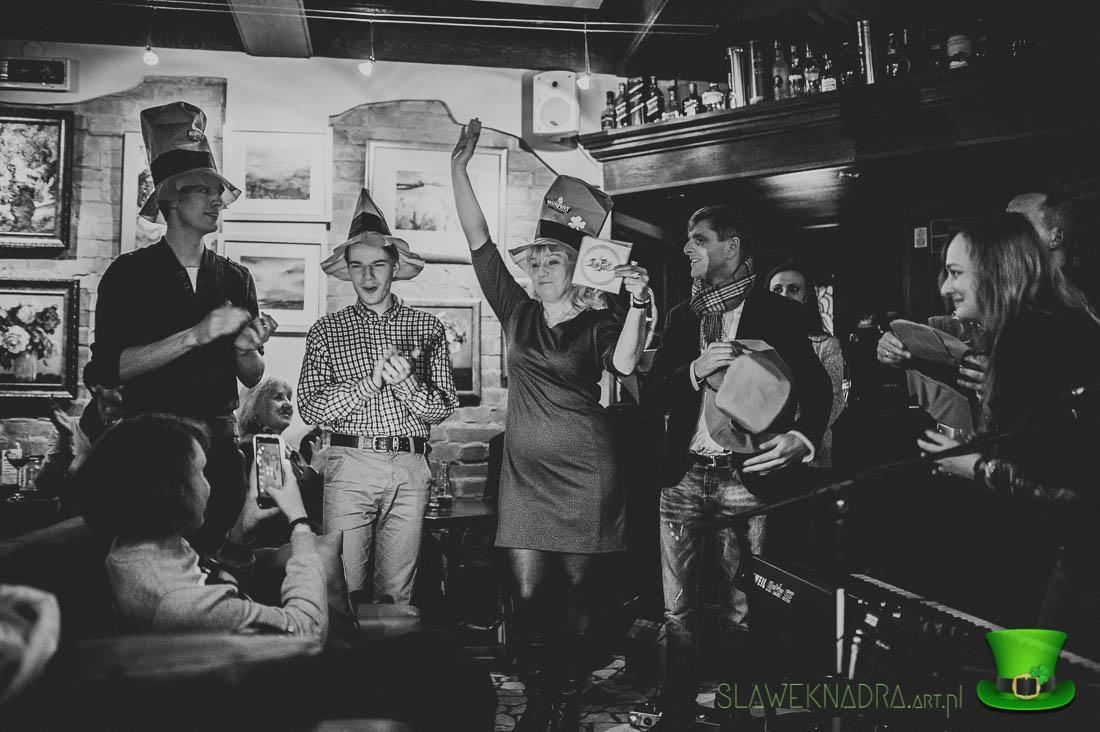 fotografia: Patrick's Day w Corner Pub Zamość (034)