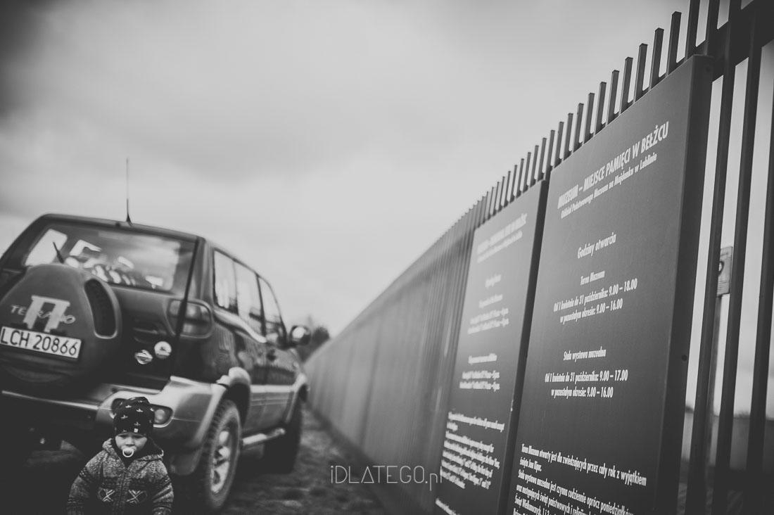 fotografia: Fotoreportaż: Roztoczański szlak bunkrów i cerkwi (025)