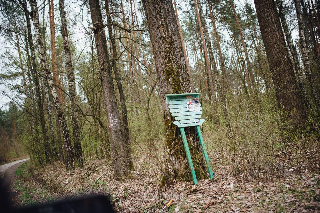 fotografia: Fotoreportaż: Roztoczański szlak bunkrów i cerkwi (080)