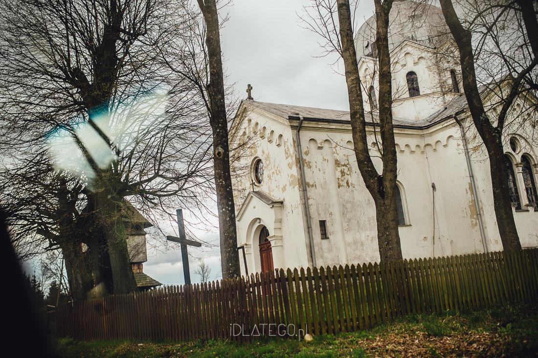 fotografia: Fotoreportaż: Roztoczański szlak bunkrów i cerkwi (130)