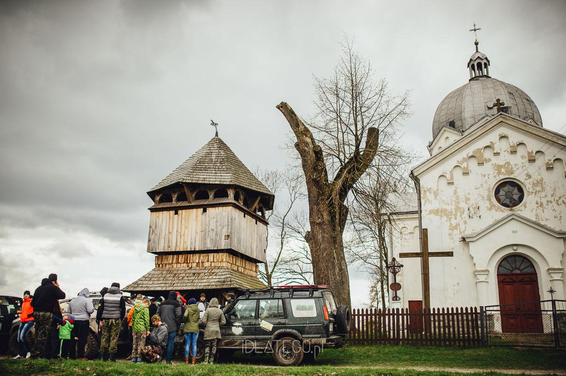 fotografia: Fotoreportaż: Roztoczański szlak bunkrów i cerkwi (131)