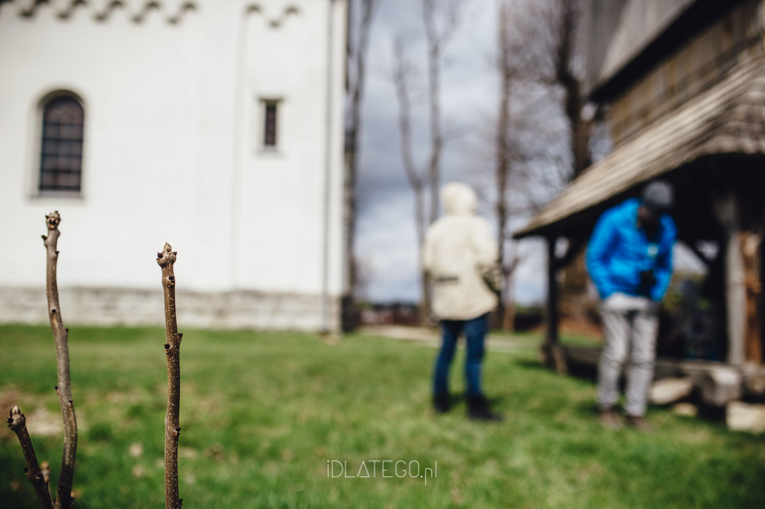 fotografia: Fotoreportaż: Roztoczański szlak bunkrów i cerkwi (138)