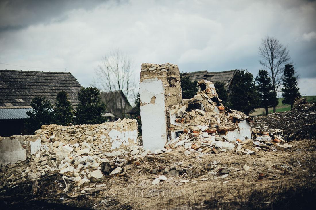 fotografia: Fotoreportaż: Roztoczański szlak bunkrów i cerkwi (158)