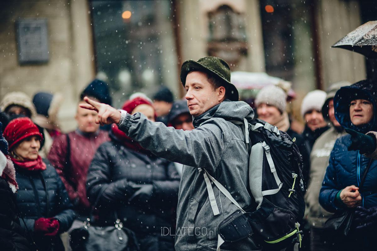 fotografia: Zimowy Lwów. (006)
