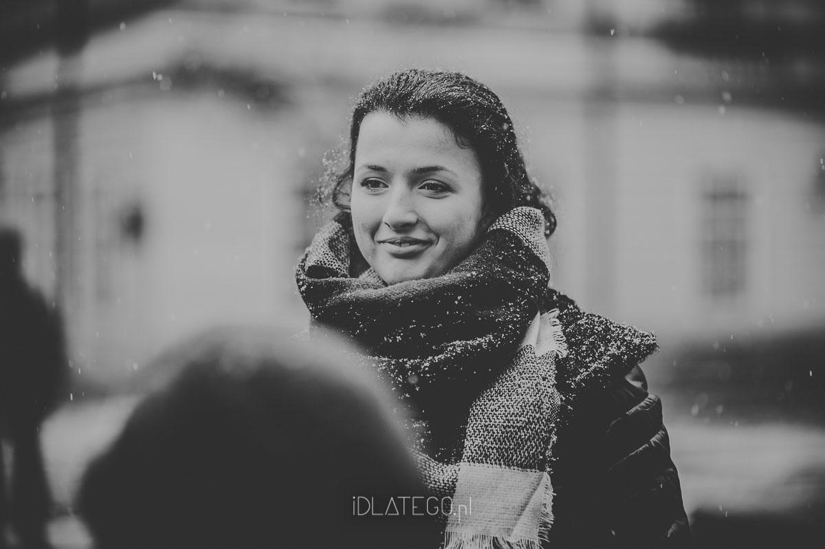 fotografia: Zimowy Lwów. (007)