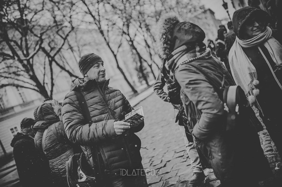 fotografia: Zimowy Lwów. (016)