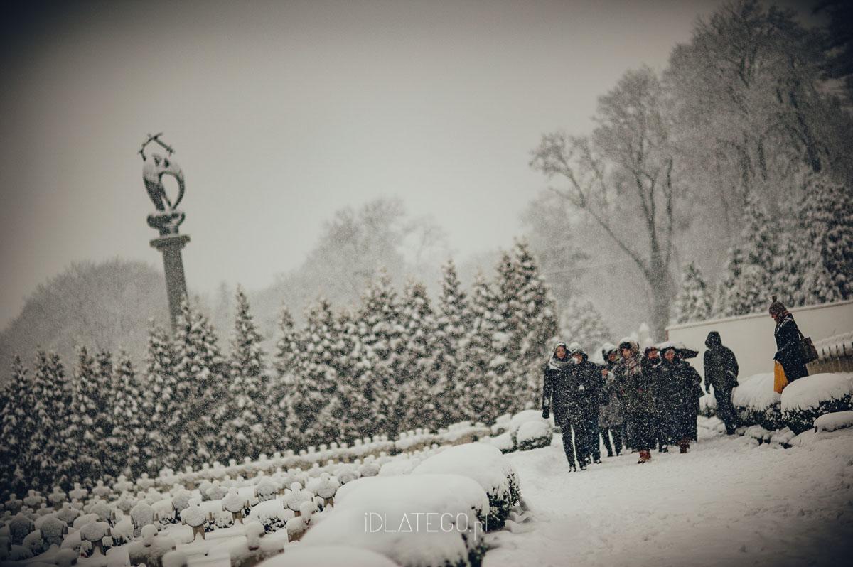 fotografia: Zimowy Lwów. (018)