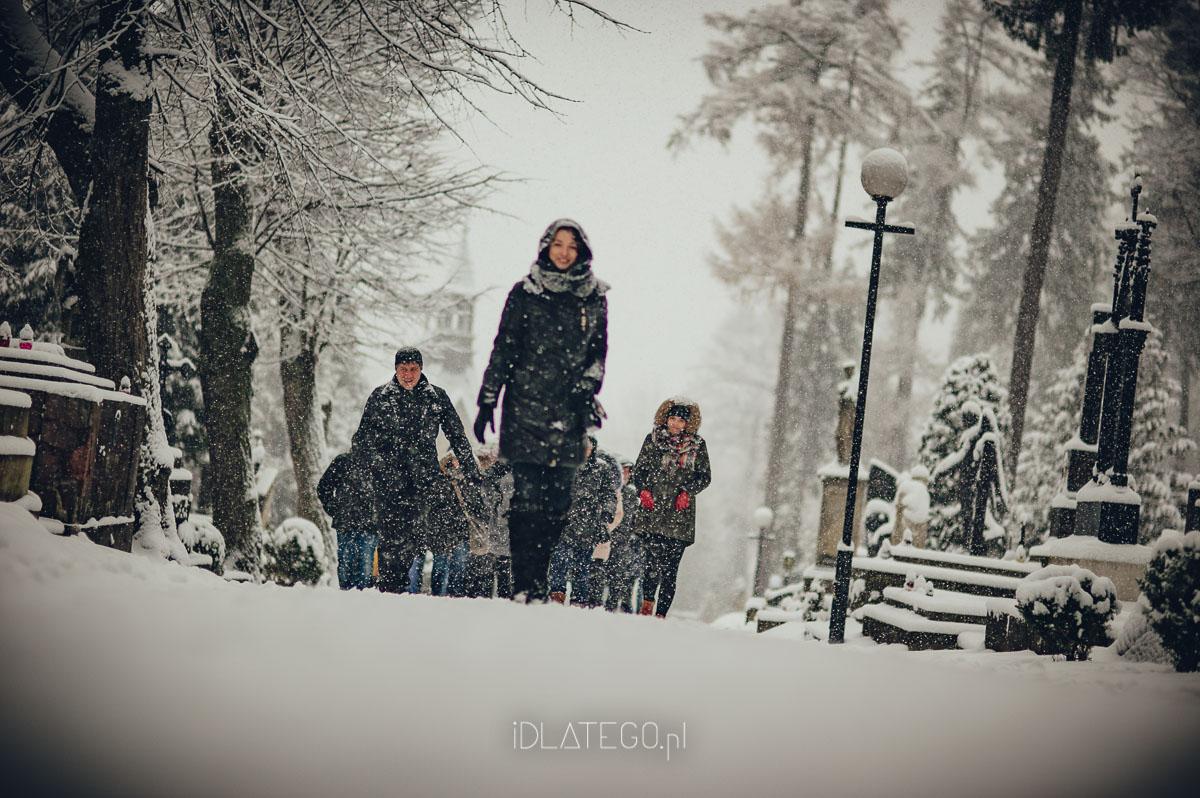 fotografia: Zimowy Lwów. (020)