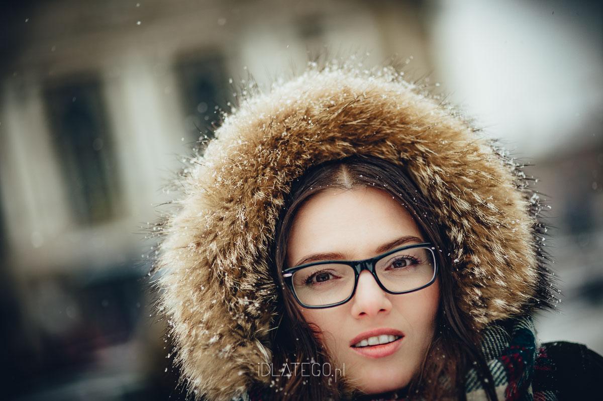 fotografia: Zimowy Lwów. (021)