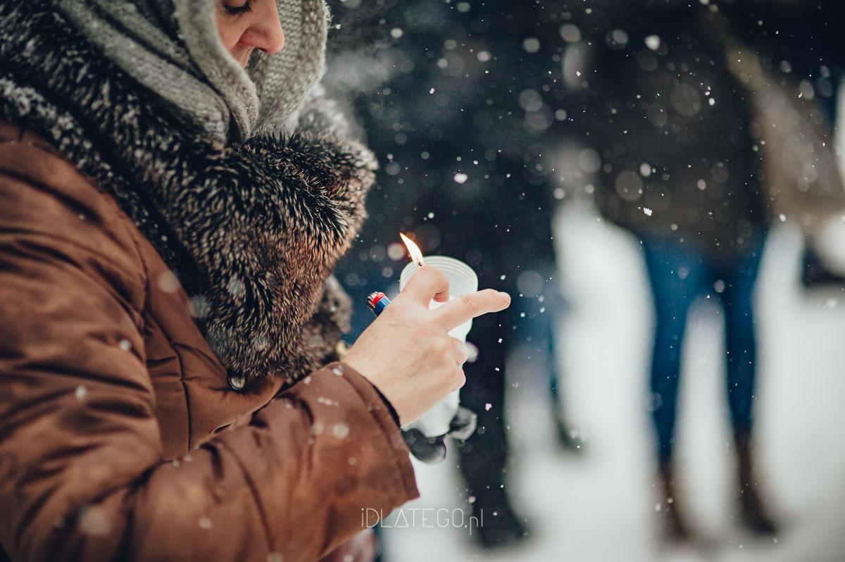 fotografia: Zimowy Lwów. (025)