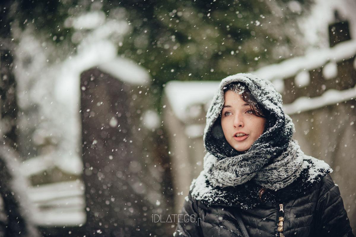 fotografia: Zimowy Lwów. (031)