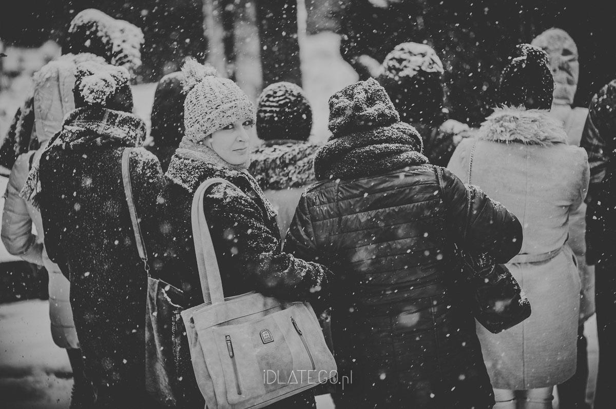 fotografia: Zimowy Lwów. (033)