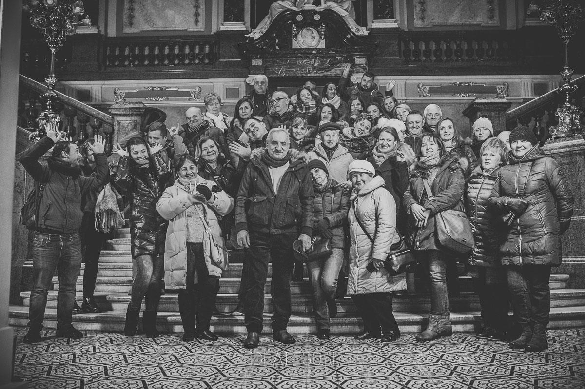 fotografia: Zimowy Lwów. (037)