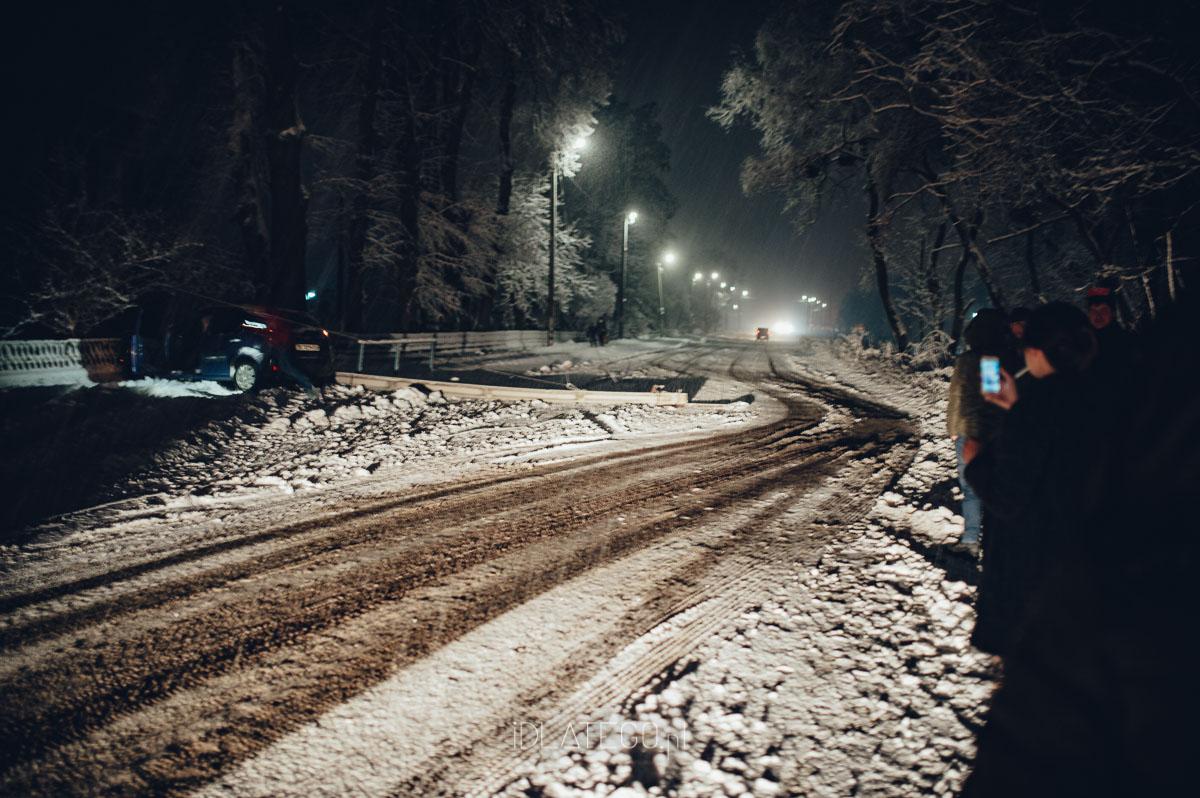 fotografia: Zimowy Lwów. (043)
