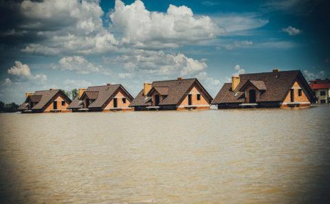 Powódź w Sandomierzu