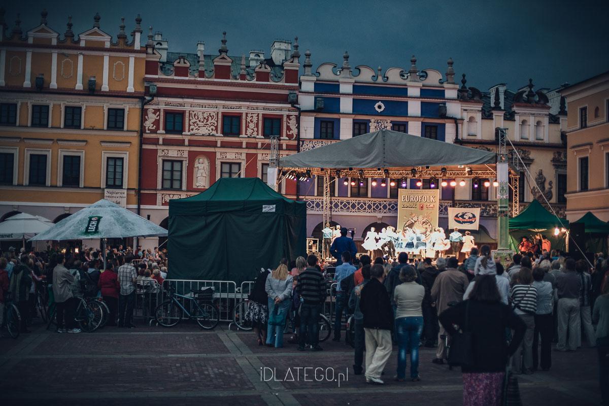 fotografia: Eurofolk 2012. Zamość. (115)